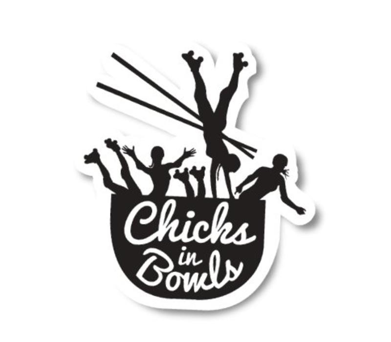 CIB Classic Sticker