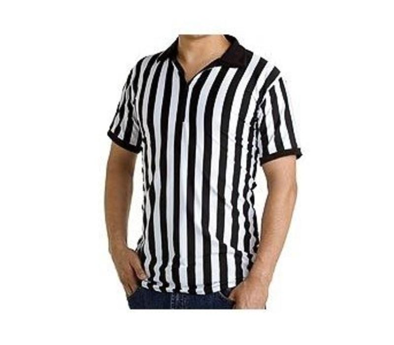 Men's Ref Shirt with Zipper