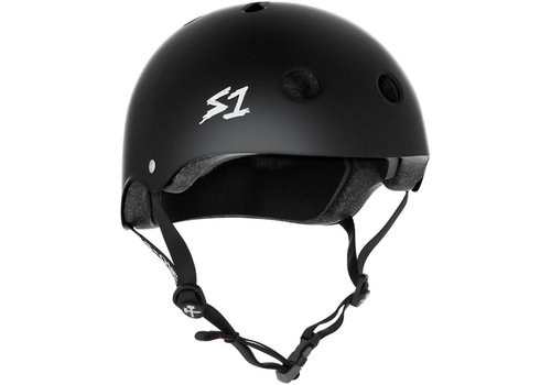 S1 Helmet Co. S1 MEGA Lifer Helmet Black Matte