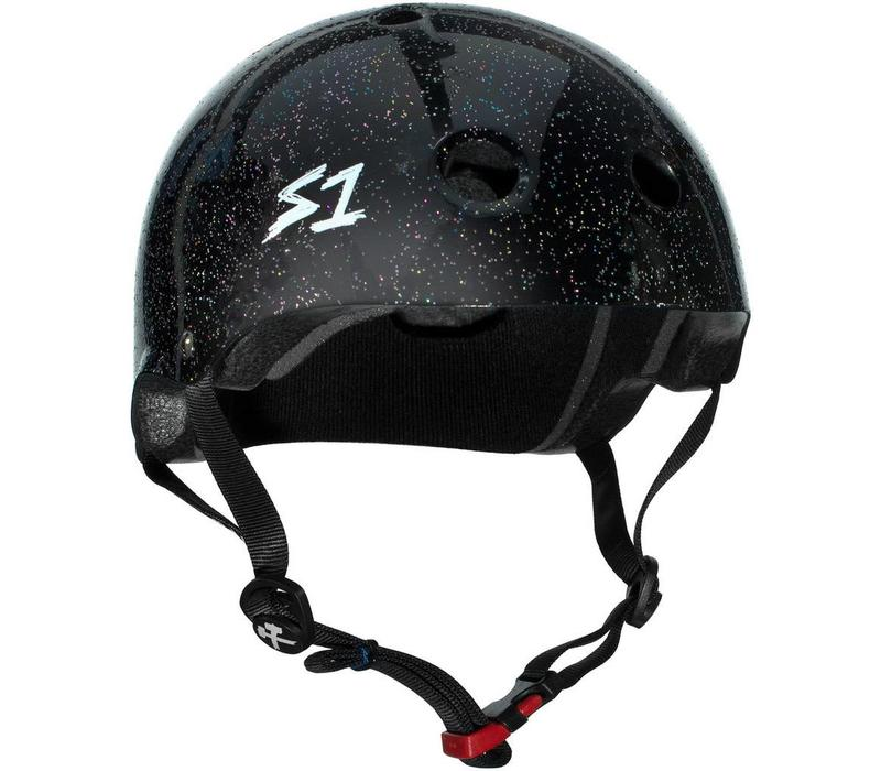 S1 MINI Lifer Helmet Glitter