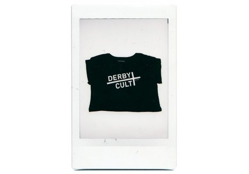 Derby Cult Derby Cult + Logo - Crop Top