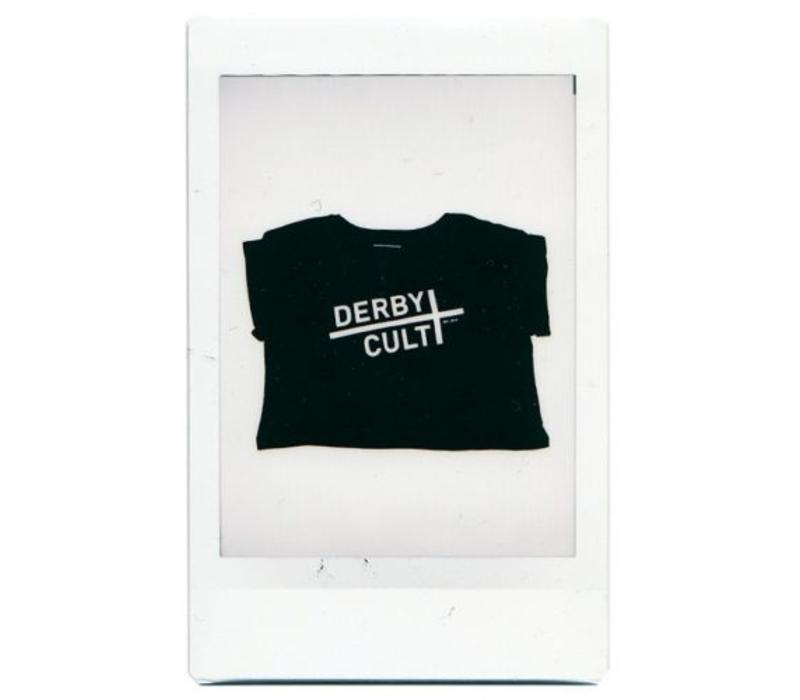 Derby Cult + Logo - Crop Top