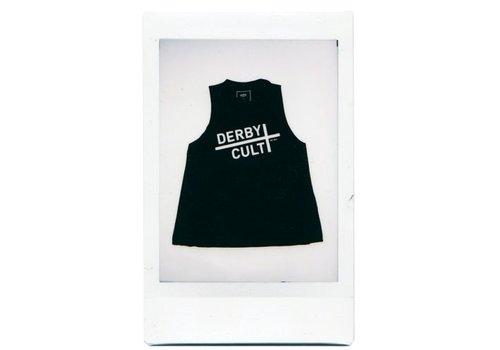 Derby Cult Derby Cult + Logo - High Neck Top