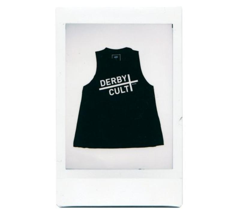 Derby Cult + Logo - High Neck Top