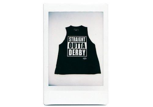 Derby Cult Derby Cult + Straight Outta Derby - High Neck Top
