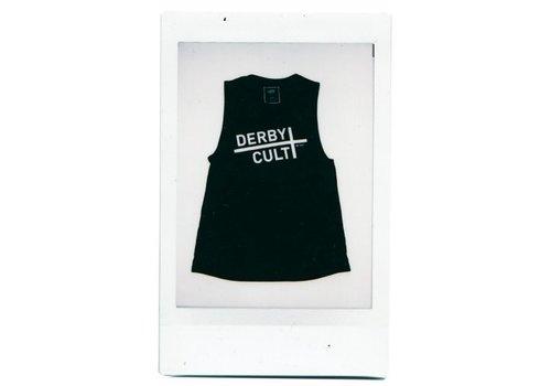 Derby Cult Derby Cult + Logo - Flowy Muscle Top