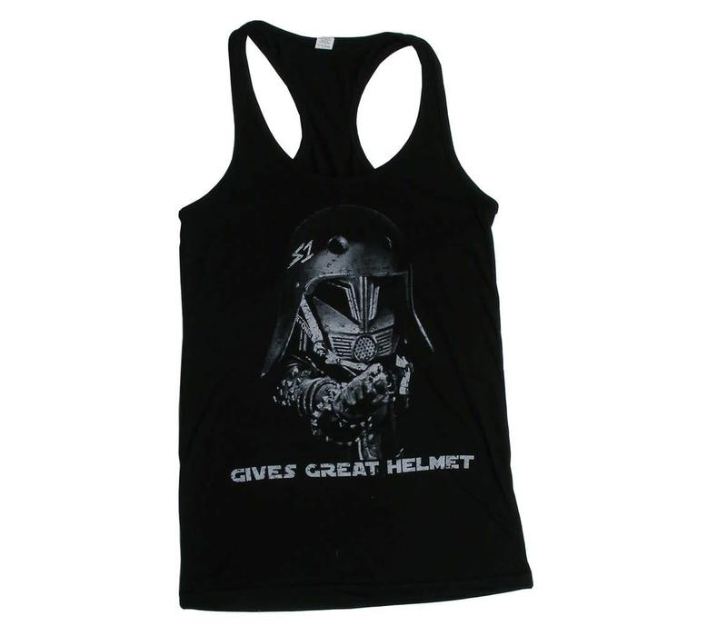 S1 Helmet Co. Women's Racerback Tank - Gives Great Helmet