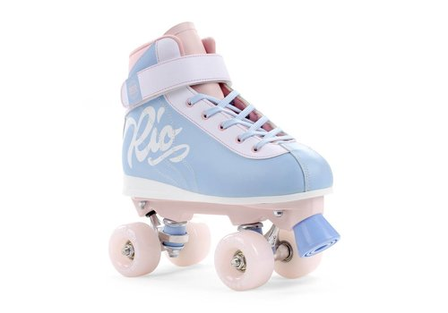 Rio Roller Rio Milkshake Cotton Candy Roller Skates