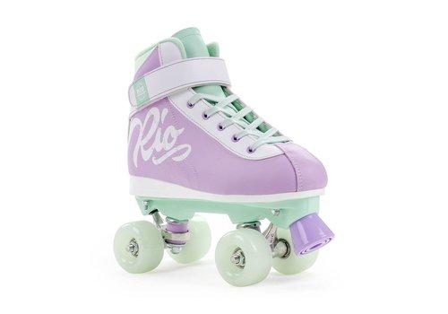 Rio Roller Rio Milkshake Mint Berry Roller Skates