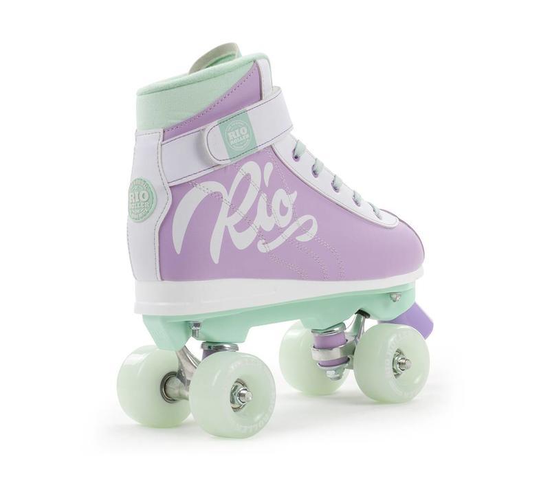 Rio Milkshake Mint Berry Roller Skates