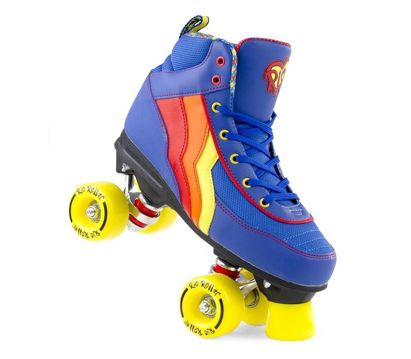 Rio Classic II Blueberry Roller Skates