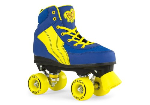 Rio Roller Rio Pure Blue/Yellow Roller Skates