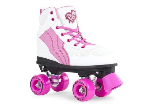 Rio Roller Rio Pure White/Pink Roller Skates