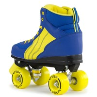 Rio Pure Blue/Yellow Roller Skates