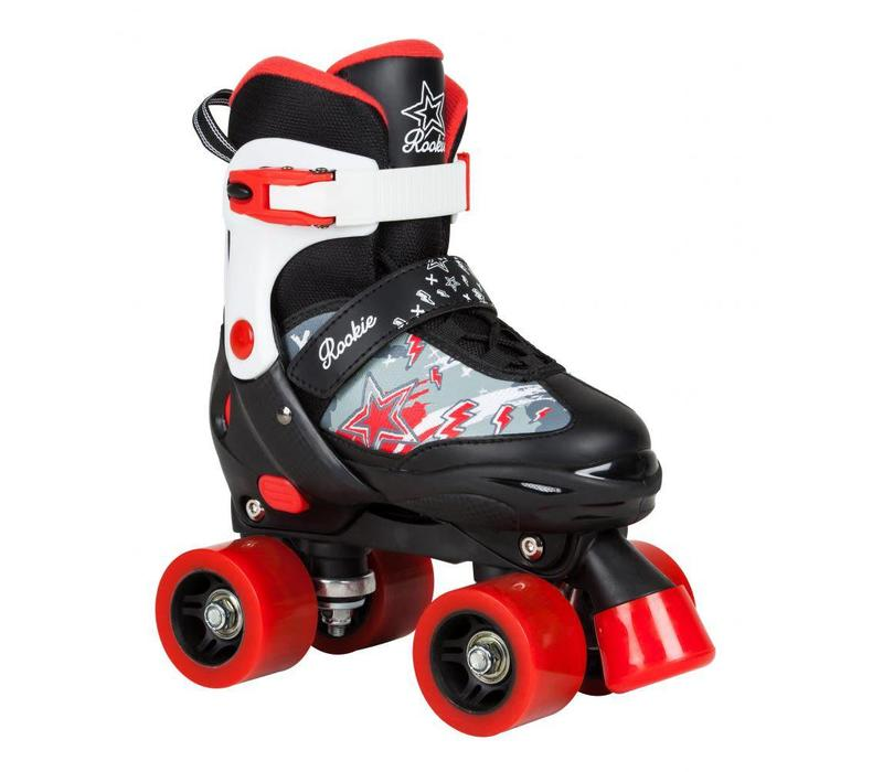 Rookie Adjustable Ace Roller Skates
