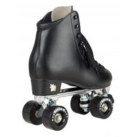 Rookie Classic II Black Roller Skates