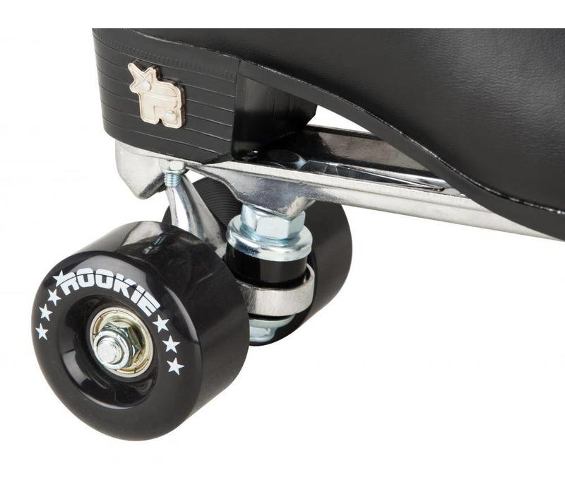 Rookie Classic II Black Roller Skates