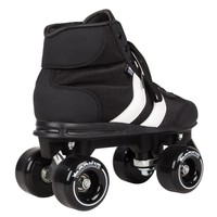 Rookie Retro V2.1 Black/White Roller Skates