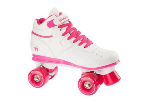 Rookie Rookie Odyssey White/Pink Roller Skates