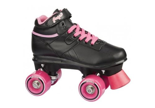 Rookie Rookie Odyssey Black/Pink Roller Skates