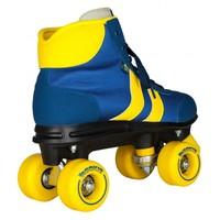Rookie Retro V2.1 Blue/Yellow Roller Skates