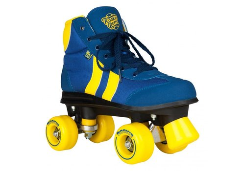 Rookie Rookie Retro V2.1 Blue/Yellow Roller Skates