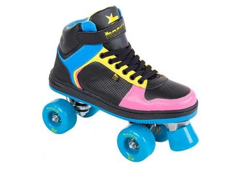 Rookie Rookie Hype Black/Blue Roller Skates