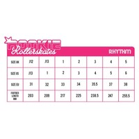 Rookie Rhythm Roller Skates - Size 32