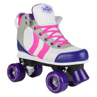 Rookie Deluxe Pink Roller Skates