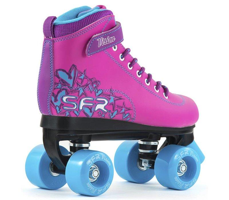 SFR Vision II Pink/Blue