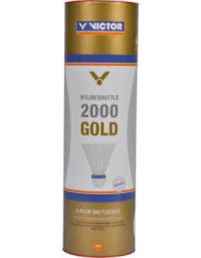 VICTOR Nylonshuttle 2000 fast/white