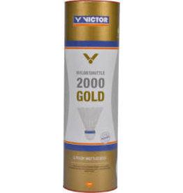 Victor VICTOR Nylonshuttle 2000 medium/yellow
