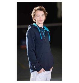 VICTOR Sweater Team blauw 5066