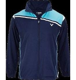 VICTOR Jacket Team blauw 3856