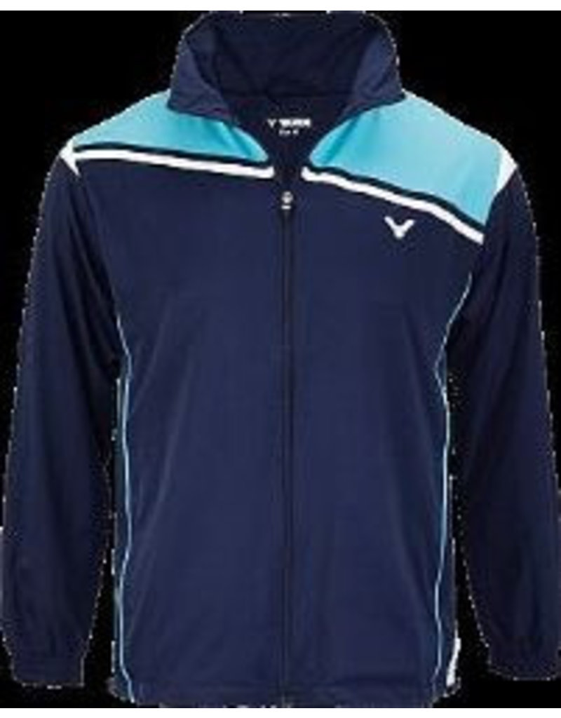 VICTOR Jacket Team blauw 3857