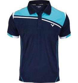 Victor VICTOR Polo Function Unisex blauw 6976