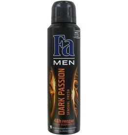 Fa Fa Deospray Men - Dark Passion 150 ml