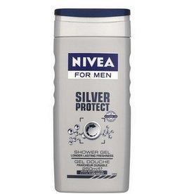 Nivea Nivea Douchegel Men - Silver Protect 250 ml