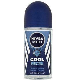 Nivea Nivea Deo Roll-on Men - Cool Kick 50 ml