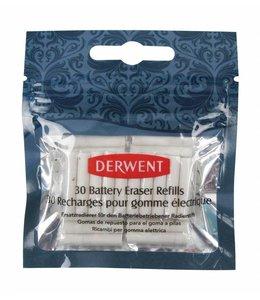 Derwent  Derwent 30 elektrische gum-navullingen