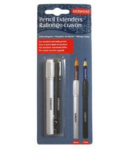 Derwent  Derwent Pencil Extenders (pak van 2)