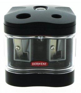 Derwent  Batteriebetriebener Doppel-Lochspitzer