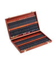 Derwent  Derwent Procolour 72 potloden in een houten kist