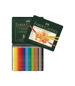Faber Castell Faber Castell Polychromos kleurpotloden 24 stuks