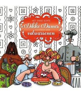 BBNC Het enige echte Dikke Dames kleurboek voor volwassenen
