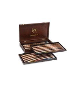 Caran d'Ache LUMINANCE 6901® - 80 Farben Sortiment Geschenkbox