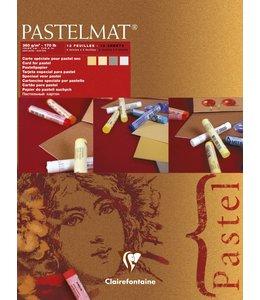 Clairfontaine Pastellmat Nr.1 18x24cm