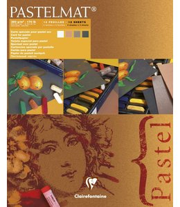 Clairfontaine Pastelmat nr.2 24x30cm