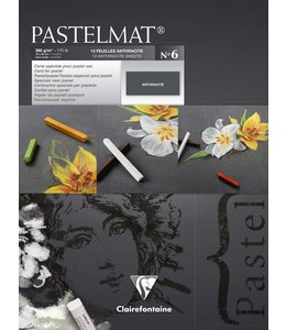 Clairfontaine Pastellmat Nr.6 18x24cm