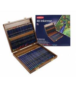 Derwent  Derwent Inktense 48 potloden in houten kist